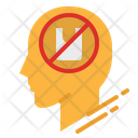 Plastic No Bag Icon
