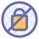 No Plastic Environment Icon