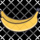 Banana Fruit Cooking Icon