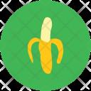 Banana Fruit Plantains Icon