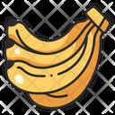 Fruit Banana Food Icon