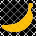 Banana Fruit Plant Icon