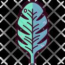 Banana Leaf Leaf Nature Icon