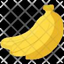 Bananas Fruit Food Icon