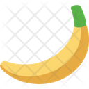 Bananas Food Fruit Icon