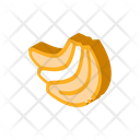 Bunch Bananas Food Icon