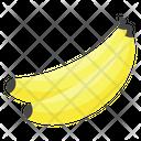 Bananas Fibre Fruit Fruit Icon