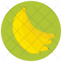Bananas Fruit Icon