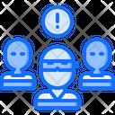 Band Gang Mask Icon