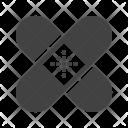 Band Aid Bandage Icon