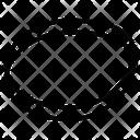 Band Loop Hoop Icon