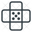 Band Tape Care Icon