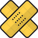 Aid Band Aid Bandage Icon