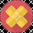 Aid Band Aid Bandage Icon