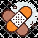 Band Aid Smoke Addiction Icon