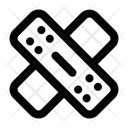 Band Aid Patch Plester Icon