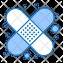 Band Aid Bandage Injury Icon