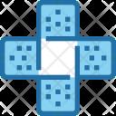 Bandage Band Aid Icon