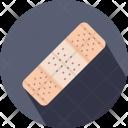 Bandage Aid Adhesive Icon