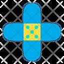Bandage Band Aid Treatment Icon