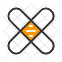 Plaster Medical Care Icon