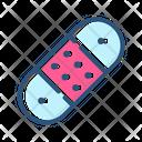 Patch Plaster Medicine Icon