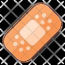 Bandage Medical Hospital Icon
