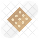 Bandage Double Bandage First Aid Icon