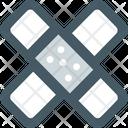 Bandage Band Aid Healthcare Icon