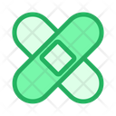 Band Aid First Aid Healthcare Icon