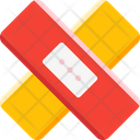 Bandage Bandaid First Aid Icon