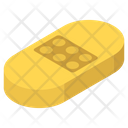 Bandage Band Aid Adhesive Icon