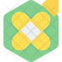 Bandage Medical Treatment Icon