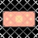 Bandage Aid Medical Icon
