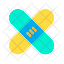 Bandage Health Healthcare Icon