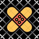 Aid Band Band Aid Icon