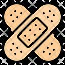 Bandage Plaster Wound Icon