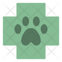 Veterinary Bandage Pet Icon