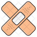 Aids Plaster Bandage Icon