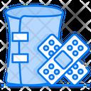 Bandage Medical Plaster Plaster Band Icon