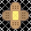 Bandage Band Heal Icon
