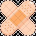 Plaster Bandage Band Aid Icon