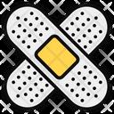 Bandage Band Aid Adhesive Icon