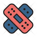 Aid Bandage Health Icon