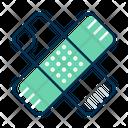 Bandage Treatment Plaster Icon