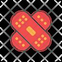 Bandage Plaster Medical Icon