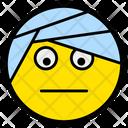 Bandage Patient Illness Icon