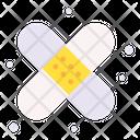 Bandage Patches Band Icon