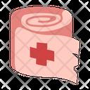 Bandage Injury First Aid Kit Icon