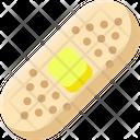 Bandage Healing Healing Strip Icon